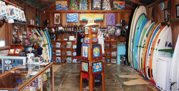 PavonesCR.com - Sea Kings Surf Shop