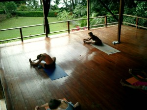 Yoga in Pavones
