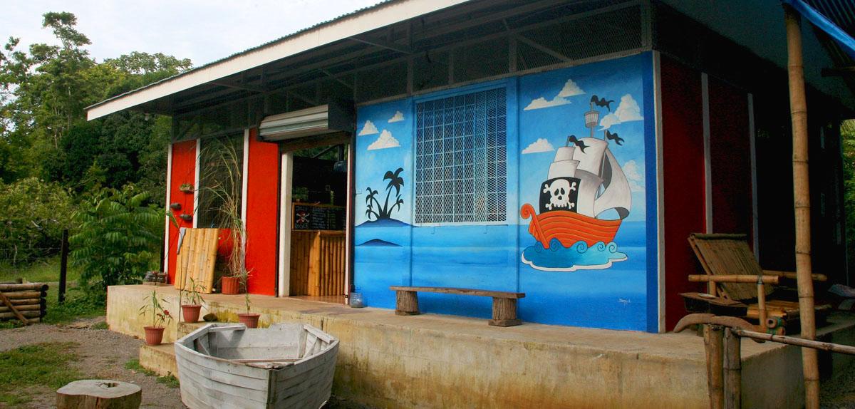 Restaurants in Pavones