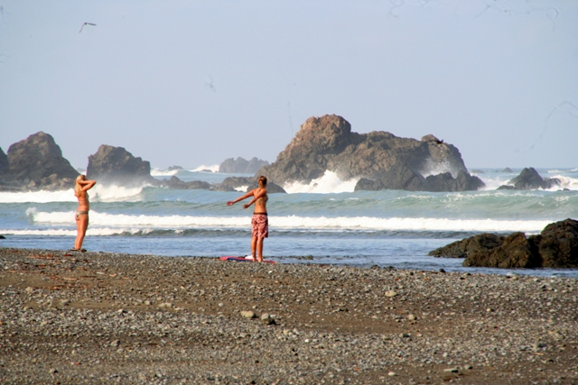 Surf in Pavones