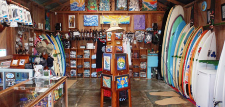 Sea Kings Surf Shop - Pavones Surf Shop